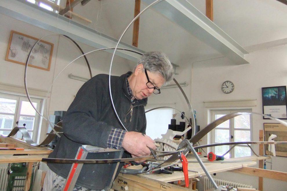 Gerhard Göschel / Atelier