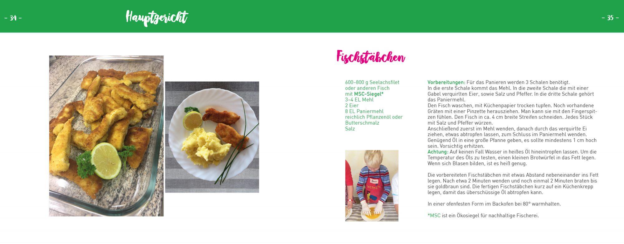 Kochbuch Kreatives Kochen